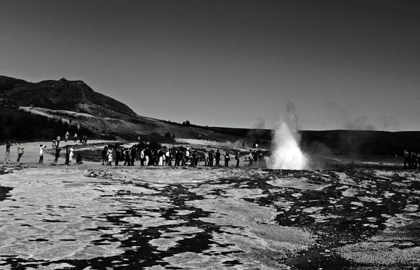 Strokkur Geysir by jinstone