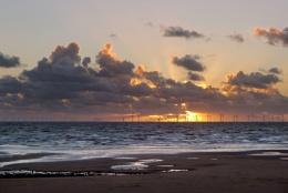 Walney Sunset