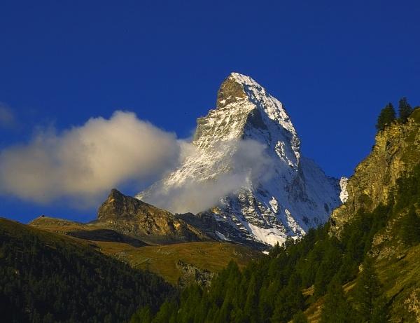 The Matterhorn Swizterland by jmcca