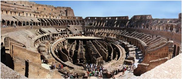 Colesseum - Rome by iancatch