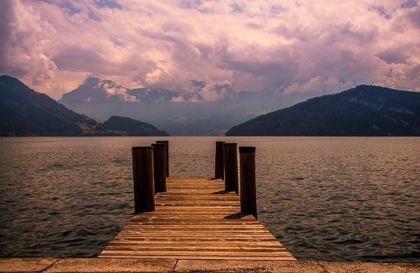 A Swiss Derwentwater