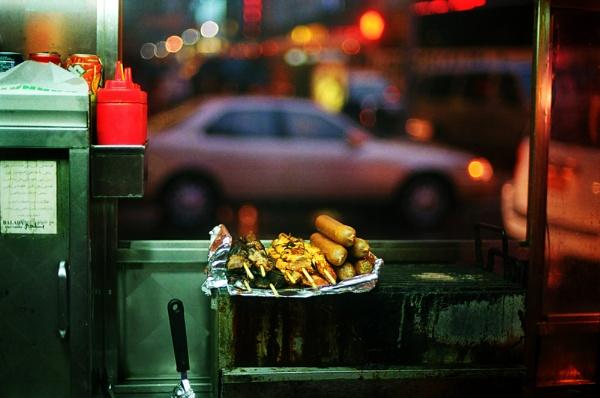 Street Food by Strobe