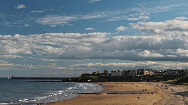 Tynemouth Bay by Sheddy
