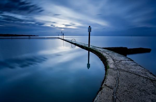 Blue Horizon by derekhansen