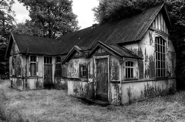 Old Hall, Dalmally by GeorgeBuchan