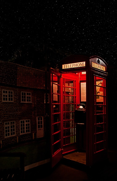 Phone box by xwang