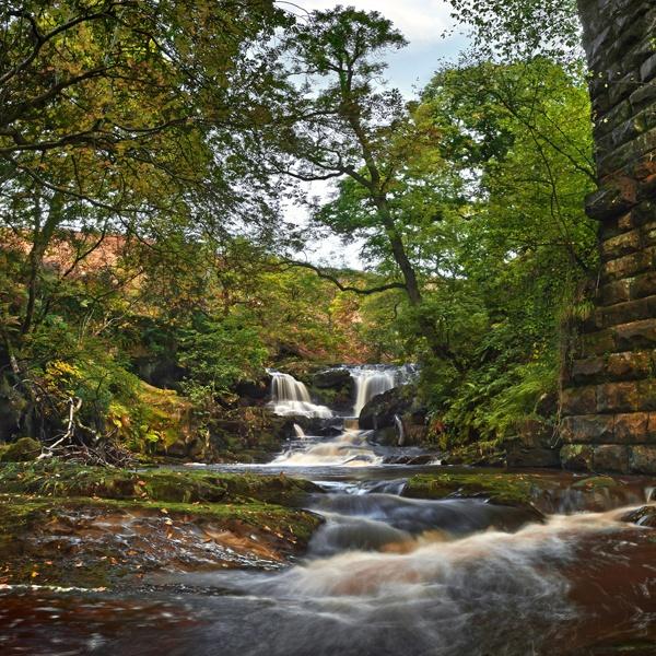 Just water under the bridge by YorkshireSam