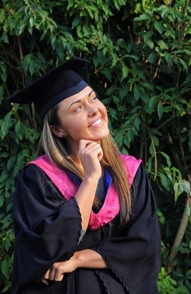 Graduation afterglow! by mondmagu
