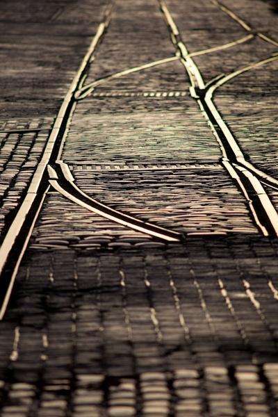 Tracks Leith by stevesloan