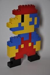 Lego Mario!