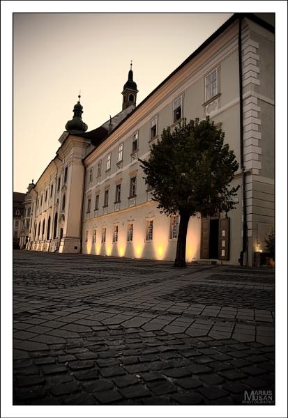 From Hermannstadt ... with Love by DiazSprite