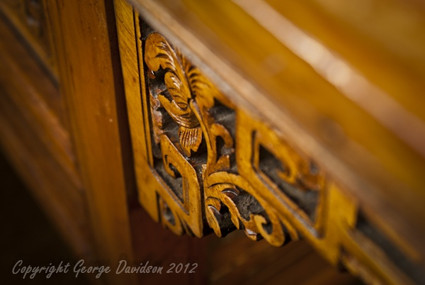 Woodwork by Georden