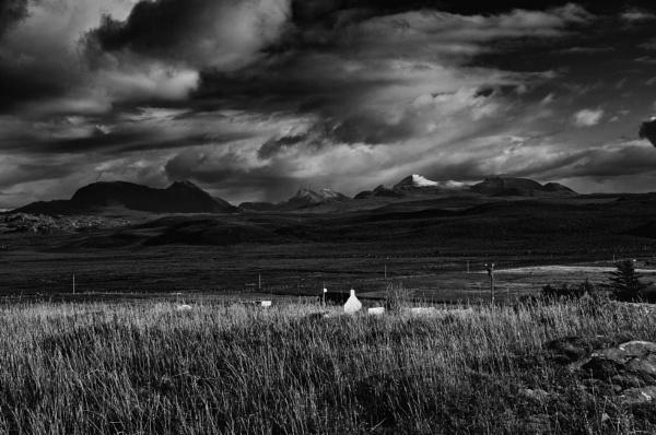 Torridon Mountains by Rab90