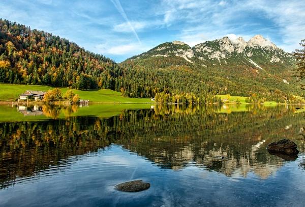 Austrian Lake by ade_mcfade
