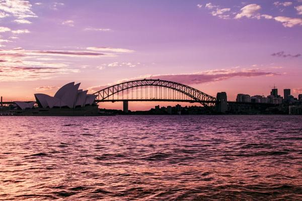 Pastel Sunset by OzzyApple