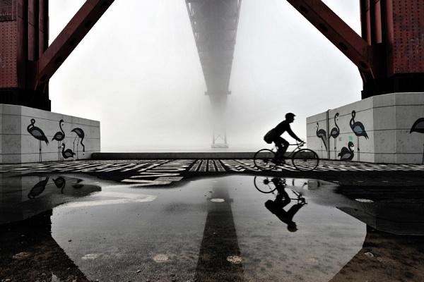 Under the bridge by ascarpa