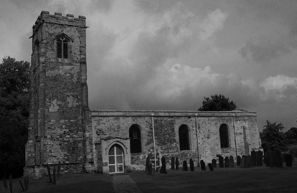 Wistow Church by ScotiaFox