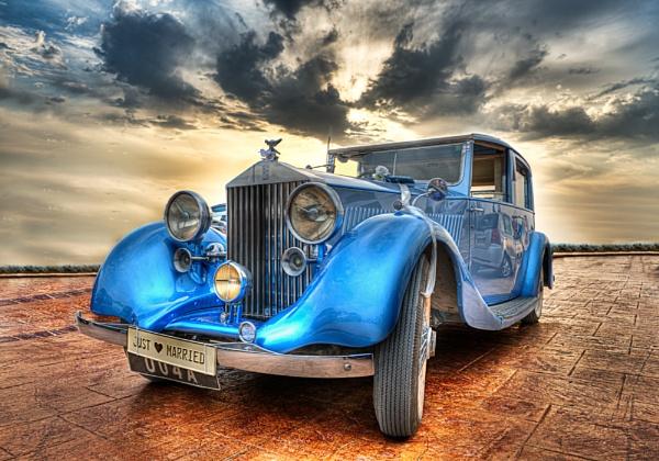 Rolls Royce - 004A by aeras