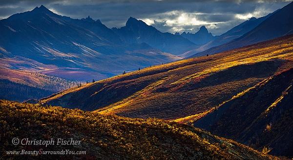 Northern Light by ChristophFischer
