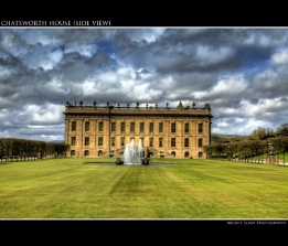 Chatsworth House (side view)