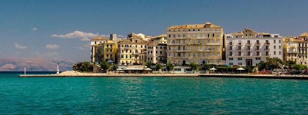 Kerkyra Corfu by garganulka