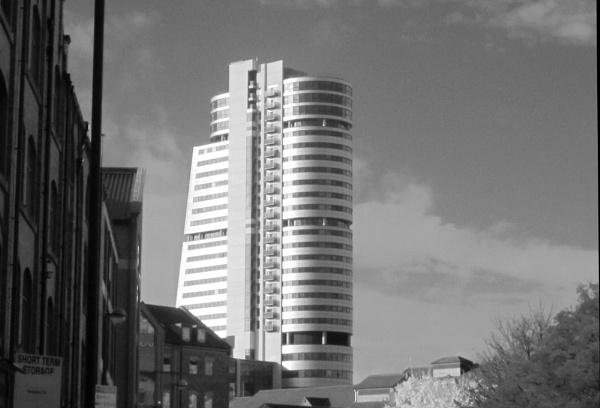Leeds city centre by milepost46