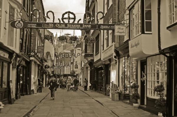York. by Sundowner2005