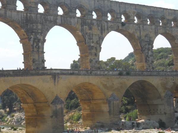 Pont de gard by siandear