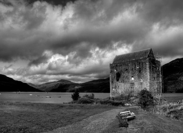 Overlooking Loch Goil by JohnnyJazz