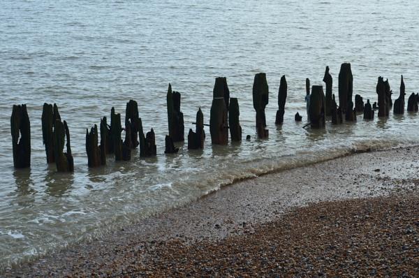 Winchelsea Beach by Holmewood