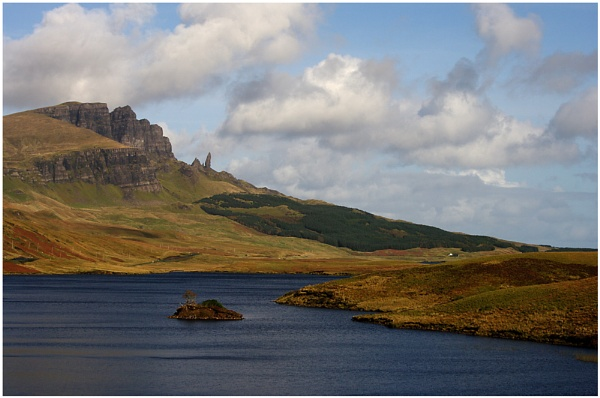 Old Man of Storr by johnriley1uk
