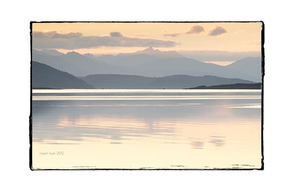 Loch Duich by robertjhook