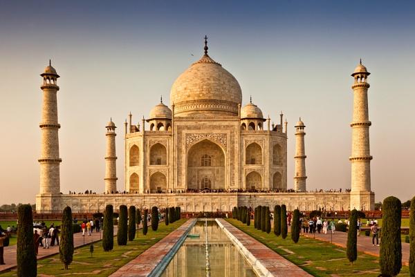 Taj Mahal by MalcolmS