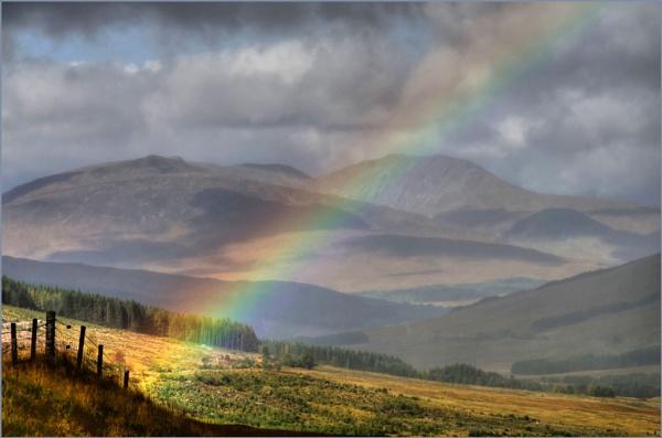 Rainbow by myrab