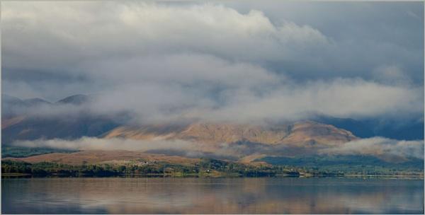 Dawn at Loch Eil by myrab