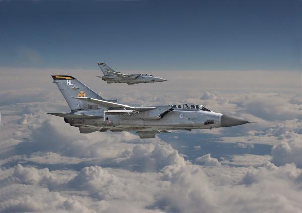 RAF Tornado GR4 by patspeirs
