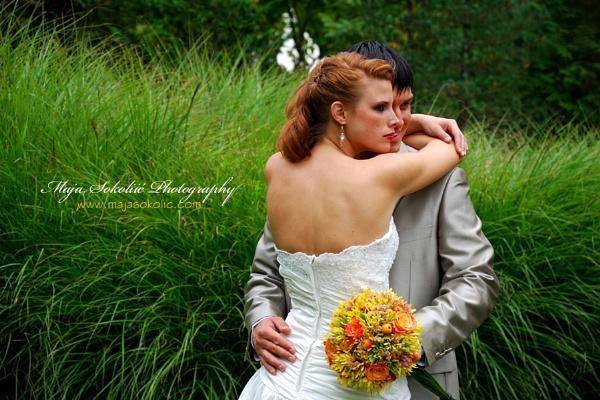 Spring wedding by majas