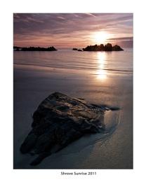 Shrove Sunrise