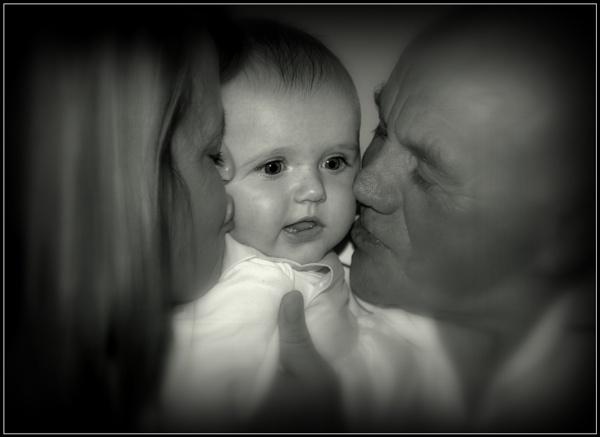 My nan and grandad by STEVELIN