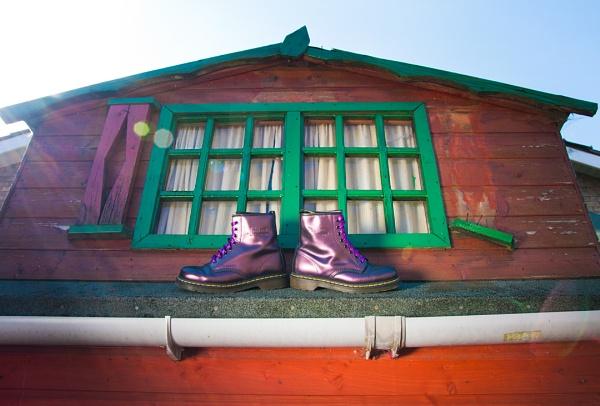 Wedding Shoes by MrGoatsmilk