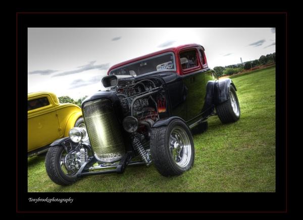 Custom Car by TonyBrooks