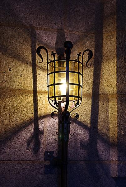 Lamp shadow by nikshot