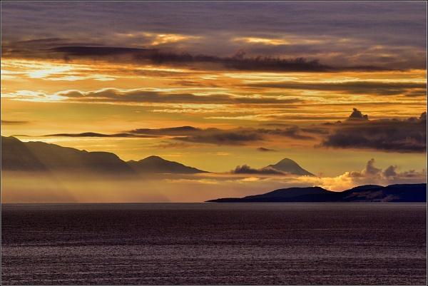 Sunrise Approaching Croatia 2. Nikon D3100. DSC_0774. by rpba18205