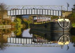 Stanley Ferry road bridge