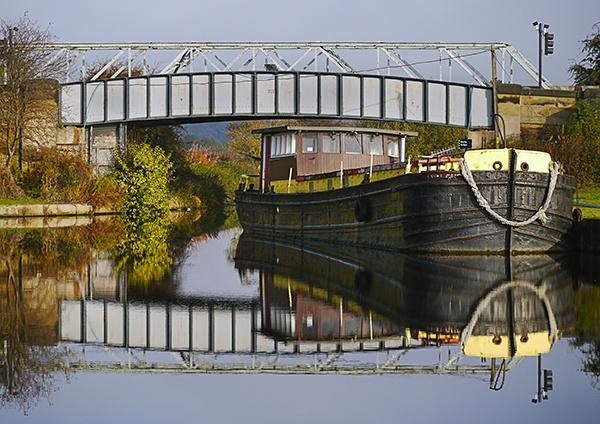 Stanley Ferry road bridge by SteveMcHale