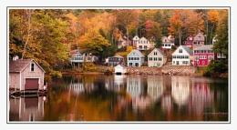 Alton Fall Reflections