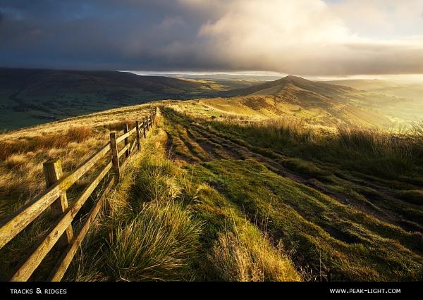 Tracks & Ridges by martinl