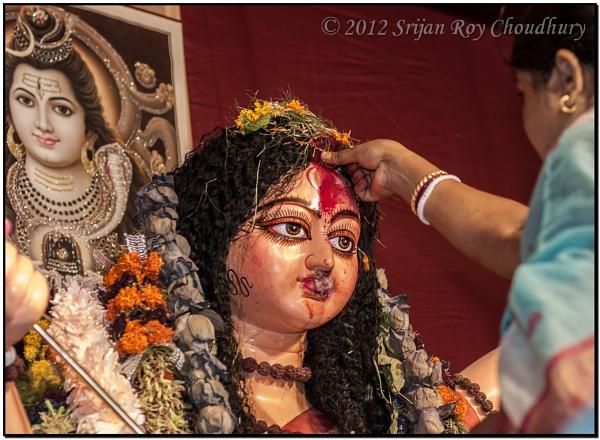 Last day of Durga Puja, known as Bijoya Dashami #1 by Alokchitri