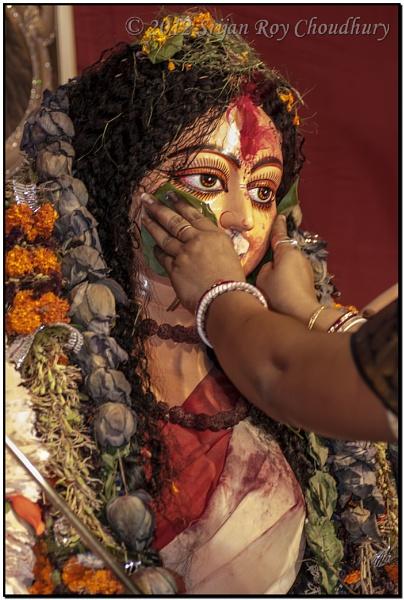 Last day of Durga Puja, known as Bijoya Dashami #3 by Alokchitri