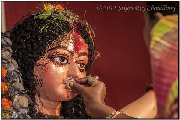 Last day of Durga Puja, known as Bijoya Dashami #5 by Alokchitri